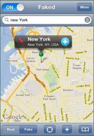 LocationHolic: Fake Your iPhone's Location (Jailbreak required